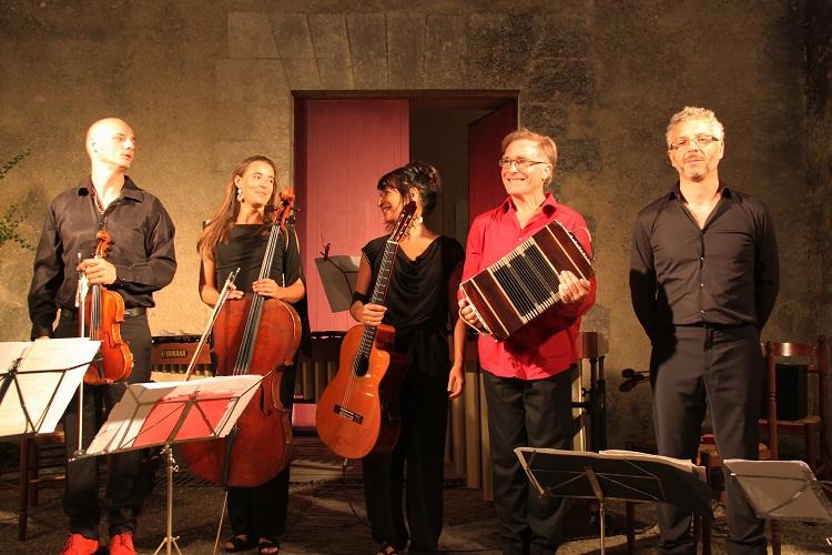 Concert Ile d`Aix